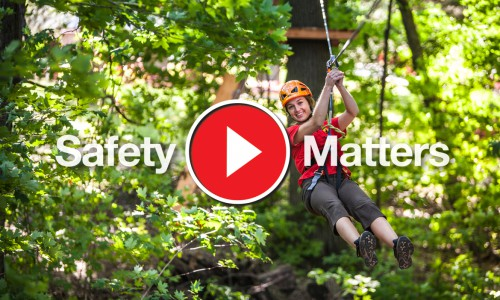 New Zipline Safety Regulations