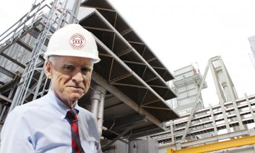 TSSA Operating Engineers Chief Officer Retires