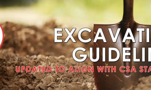 New Excavation Guidelines