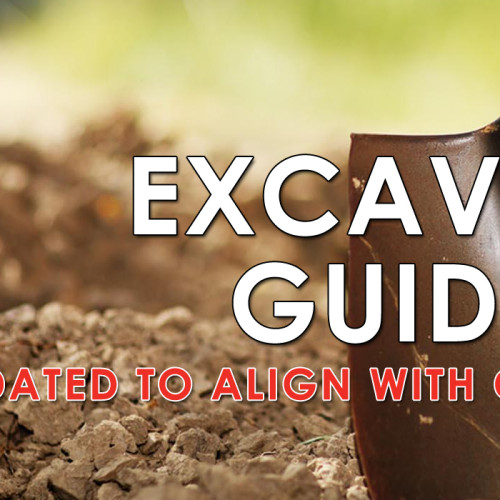 New Excavation Guidelines