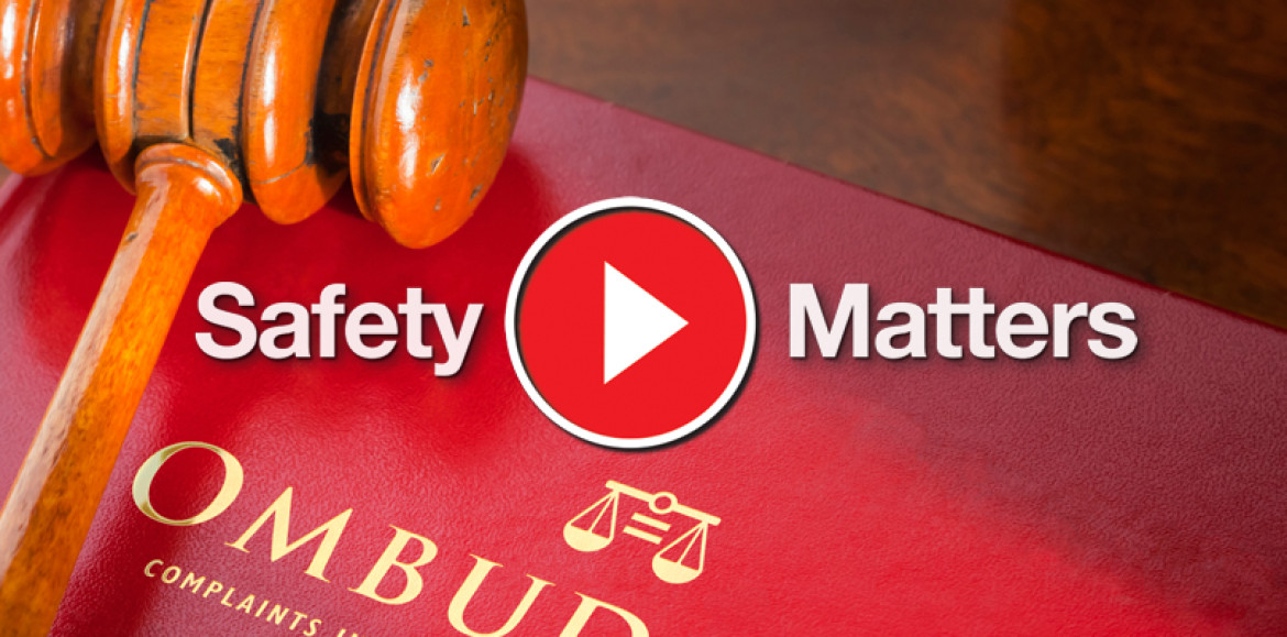 Safety Matters – TSSA's Third-Party Ombudsman Service